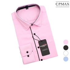 CPMAX 金士曼紳士襯衫 商務襯衫 男長袖襯衫 上班襯衫 牛津襯衫 正式襯衫 西裝襯衫 B58