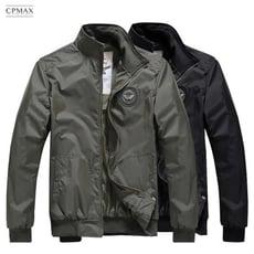 CPMAX 潮流空軍裝 潮流飛行夾克 立領休閒夾克 男款外套 修身夾克 軍裝外套 立領夾克 C75