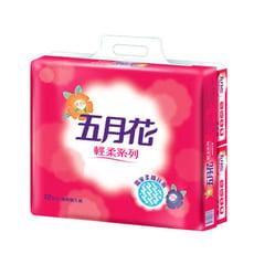 五月花輕柔抽取式衛生紙 (110抽/72包/箱)