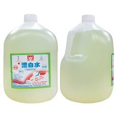 現貨/3600CC/漂白水高濃度 次氯酸鈉漂白劑 除臭 漂白 去污漬 台灣製造