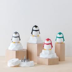iThinking 企鵝螺絲起子組冰山款 造型起子 可愛造型起子 螺絲起子 台灣製