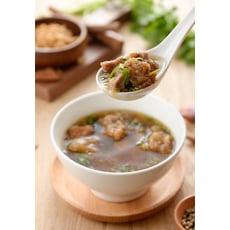 【李排骨酥  】 排骨酥湯(380g/包) 食尚玩家推薦 雲林在地知名美食