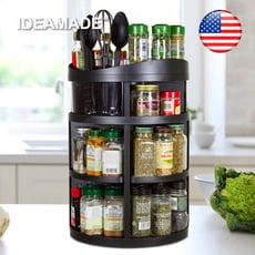 美國IDEAMADE 360度旋轉廚房收納神器   (台灣製造)