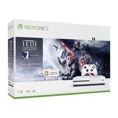 【福利品】XBOX ONE S《星際大戰 絕地:組織殞落》1TB 同捆組