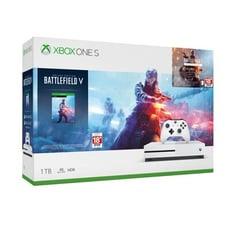 【福利品】XBOX ONE S《戰地風雲5》1TB 同捆組