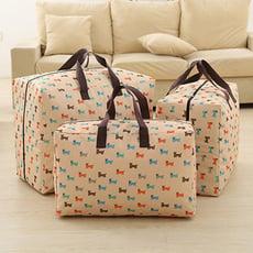 牛津布可水洗棉被收納袋/衣物整理袋/搬家袋/行李袋/收納箱(3種尺寸)