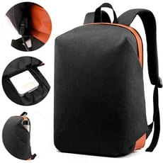 簡約時尚防潑水零負重商務後背包