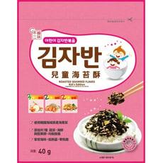 【韓味不二】海苔酥(3種口味)
