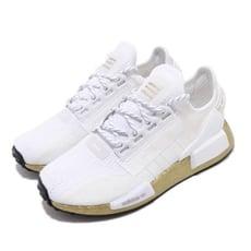 adidasoriginal nmd_r1v2 白金 女鞋 boost 緩震 運動鞋 訂價5690