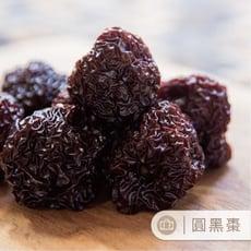 【味旅嚴選】|黑棗|Black Dates|大顆|圓黑棗|300g【A176】