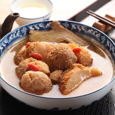 【快樂大廚】獨享包麻油猴頭菇/杏鮑菇/花雕猴頭菇 任選