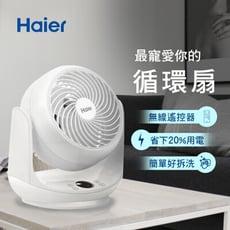 Haier海爾 9吋3D電動擺頭遙控循環扇 CF092 HAI-CF092