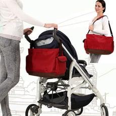 【STAR BABY】多功能 防水大容量 媽媽包 母嬰包 孕婦待產包 多用途