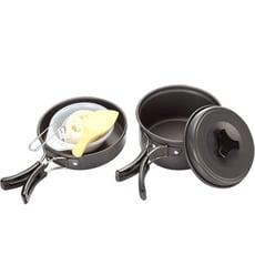 戶外野餐鍋具七件組(1~2人使用)