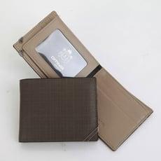 【橘子包舖】皮夾 正韓貨.OMNIA專櫃精品.男用錢包.橫款.真皮短夾.8卡位[G0881]