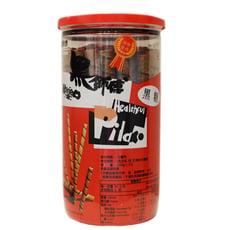 黑師傅捲心酥(200g/罐)五種口味/巧克力/草莓/牛奶/花生/黑糖