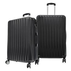 馬蒂司20吋ABS拉鍊行李箱/旅行箱