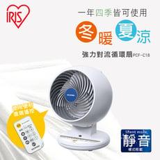 日本 IRIS 空氣循環扇 C18