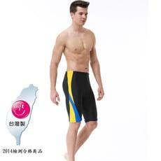 【Bich Loan】男金牌及膝泳褲附泳帽13000702