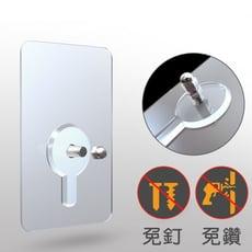 【簡單購】免釘免鑽透明無痕螺絲貼(6款任選)HNA221