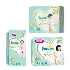 【幫寶適】一級幫 拉拉褲(褲型)尿布 M/L/XL任選一箱