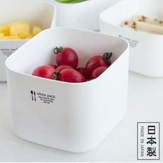 食品水果保鮮盒長方形塑料便攜冰箱收納盒微波爐食品盒帶蓋密封盒 -