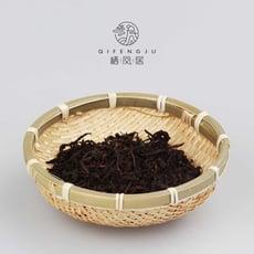日式茶具手工編織竹編賞茶盤茶荷小號零食碗盤竹盤茶點盤零食盤1入