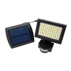 超亮太陽能人體感應燈家用戶外防水庭院路燈led感應壁燈照明燈1入