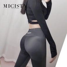 MICISTY 密汐皙迪|提臀美腿鯊魚褲 雕塑性感S曲線 ( 灰色 )