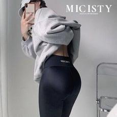 MICISTY 密汐皙迪 提臀美腿鯊魚褲 雕塑性感S曲線 ( 黑色 )