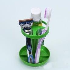 艾比讚 牙刷架【L024】台燈式 情侶牙刷架 創意檯燈式牙刷杯架 可愛浴室洗漱牙缸架 洗漱套裝