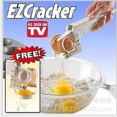 艾比讚【TV打蛋器】EZ CRACKER 切蛋器 分蛋器 打蛋器 夾蛋器