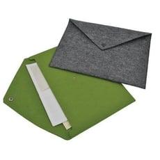 艾比讚 毛氈文件袋【L250】A4文件袋 毛氈包 羊毛氈 文件收納袋 隨身文件包 簡約 時尚 便利