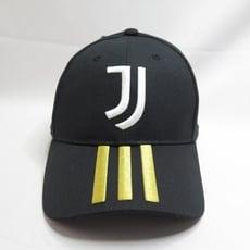 adidas juve bb cap 義甲足球聯賽 棒球帽 老帽 fs0238 黑isport愛運動