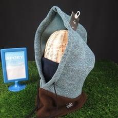 iSport代購日本代購 多用途BELLWOOD MADE 脖圍連帽抗寒 刷毛 4176077100