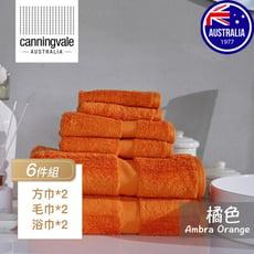 皇家璀璨系列毛巾6件組