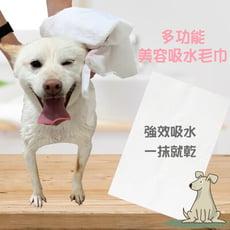 《潔適康》速乾吸水毛巾 寵物毛巾 美容巾 洗臉巾 快乾毛巾