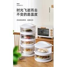 年夜飯保溫盒 多層可使用 飯菜收納盒  剩菜置物盒 盤子置物架 廚房收納盒 廚房置物盒