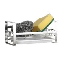 SUS304不鏽鋼水槽置物架 菜瓜布架 置物架