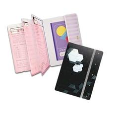 A4文件夾 SONIC 隨身文件夾 日本公司貨
