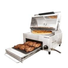 Ovenplus披薩爐-烤肉爐-松木披薩木盤套組
