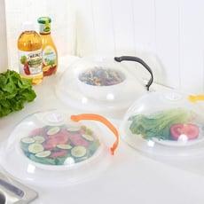 可提式微波爐食品防護罩