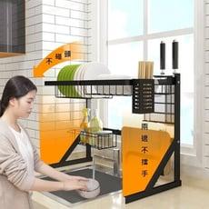 兩色可選不鏽鋼廚房置物架