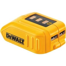 【DEWALT 得偉】行動電源轉換器(不含電池)