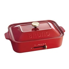 【日本BRUNO】多功能鑄鐵電烤盤