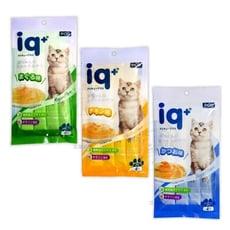 【iq+】貓咪樂泥棒-肉泥14g*4入(袋裝)