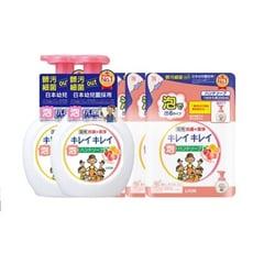 日本獅王趣淨洗手慕斯補充包200ml