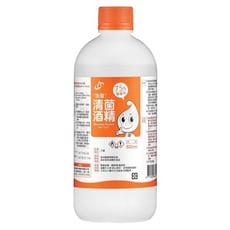 生發清菌酒精75% (500ML)