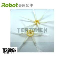 【Terzomen 特沃國際】iRobot Roomba 掃地機器人副廠適用六腳邊刷
