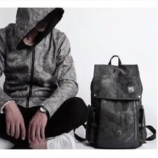 多功能大容量防水雙肩後背包 (迷彩款)